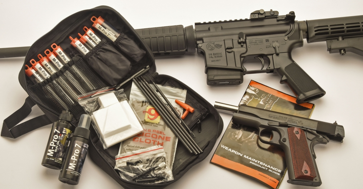 M-Pro7 Soft-Sided Tactical cleaning Kit
