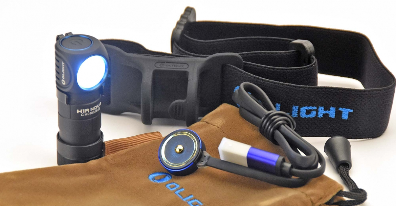 Olight H1R Nova flashlight
