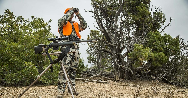Caldwell Deadshot: i rest per la caccia