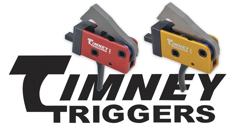 Scatti Timney AR PCC disponibili in Europa da Waffen Ferkinghoff