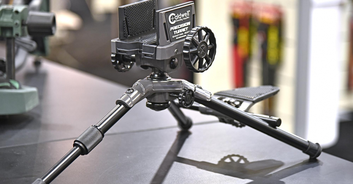 Caldwell Turret Precision Shooting Rest e bipiedi AccuMax