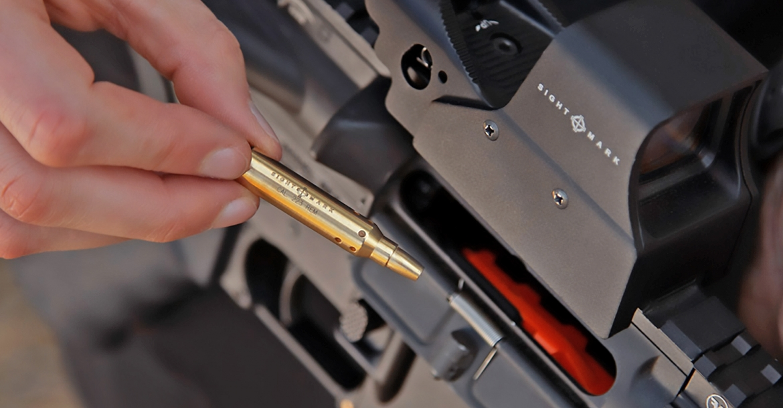 Video: Sightmark Accudot Premium Red Laser Boresights