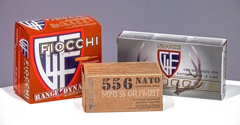 Nuove munizioni Fiocchi per il mercato USA