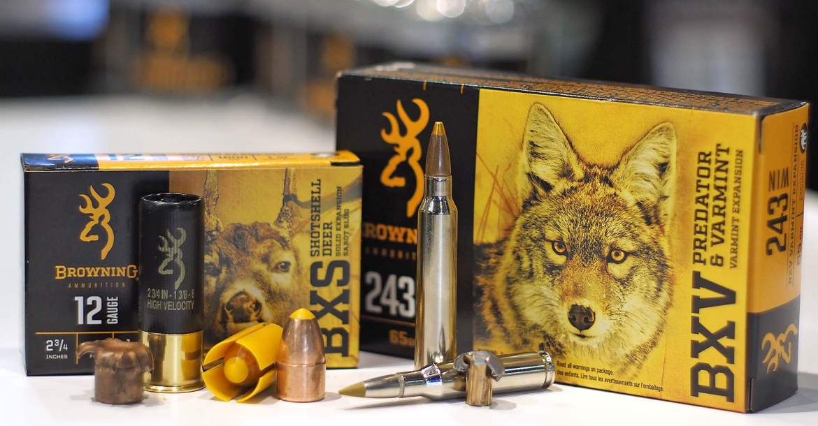 Browning new hunting ammunition for 2017