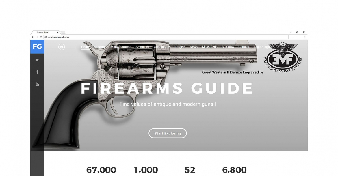 Firearms Guide: the 8th edition is on Flash Drive!