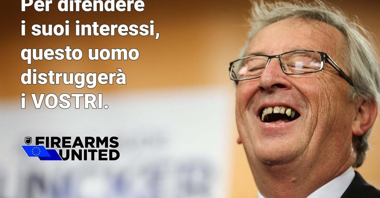 Nella foto: Jean-Claude Juncker - Presidente della Commissione Europea