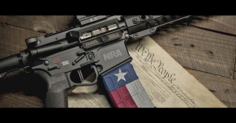La NRA si riorganizza e si sposta in Texas!
