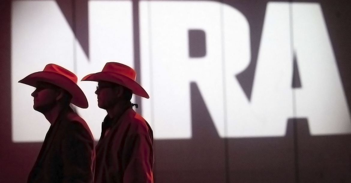 NRA announces reorganization, moves to Texas