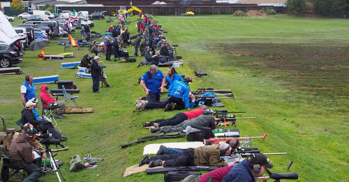 BCM Europearms: risultati Campionati Europei F Class a Bisley (UK)