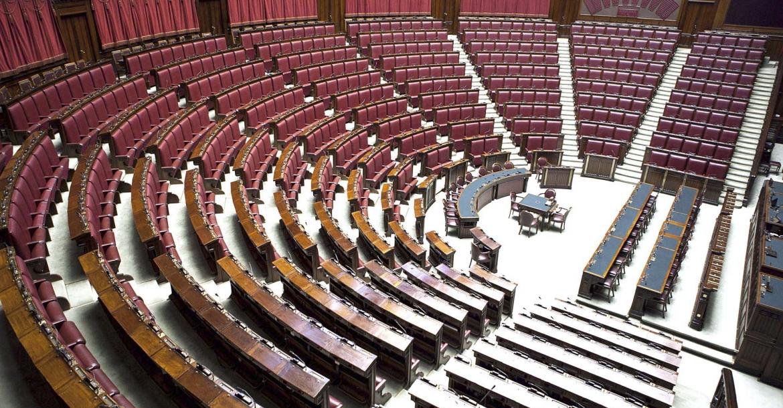 Clicca sulla FOTO per visitare il sito della Camera dei Deputati