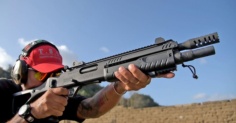 Corso TSC: Shotgun Tattico