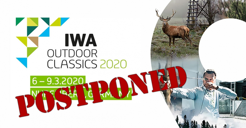IWA 2020 postponed