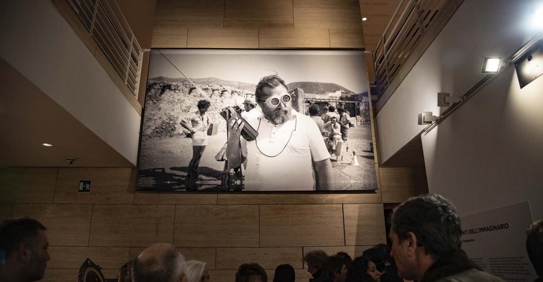 C'era una volta Sergio Leone: in mostra all'Ara Pacis, gli 'spaghetti western' e non solo