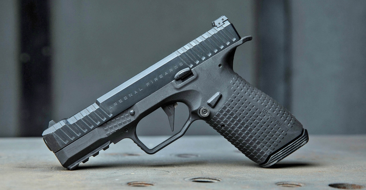 Arsenal Firearms USA cambia nome in Archon Firearms