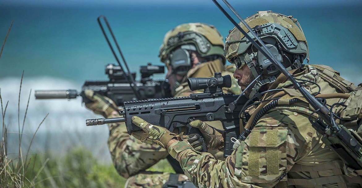 IWI announces the TAVOR 7 bullpup rifle and the MASADA striker-fired pistol