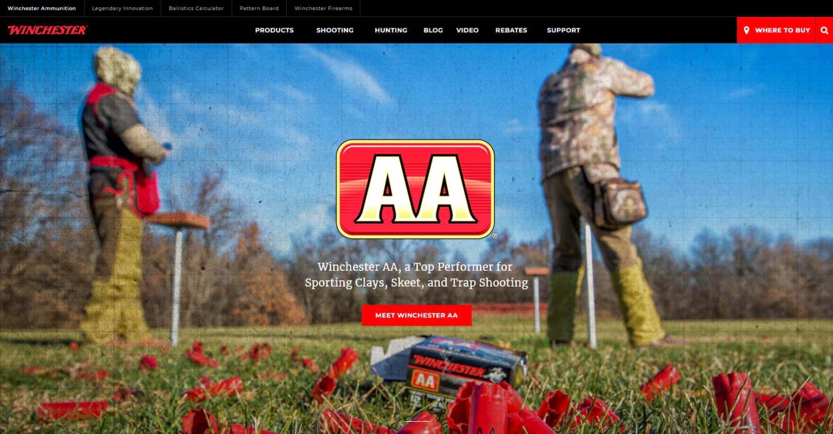 New Winchester Ammunition Web Site and Enhanced Ballistics