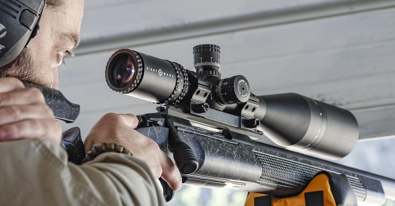 Sightmark Latitude 8-32x60 F-Class riflescope