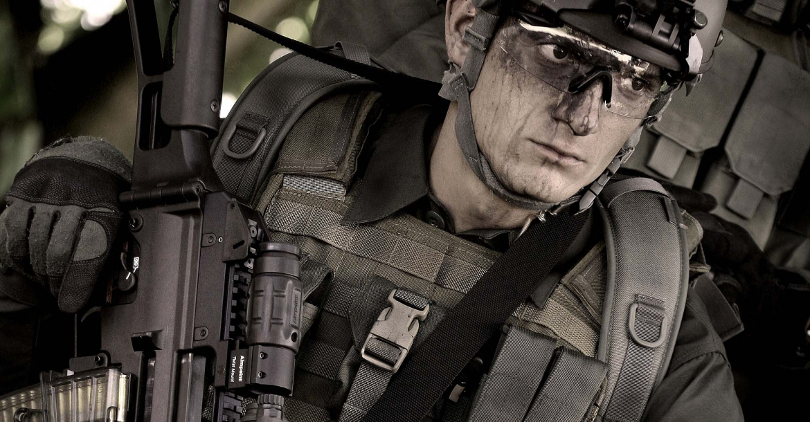 Aimpoint AB - Gli inventori del Red Dot!