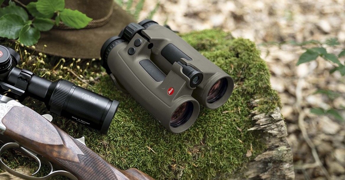 Leica introduces the Fortis 6 2.5-15x56i riflescope and the Geovid 2019 Edition rangefinder