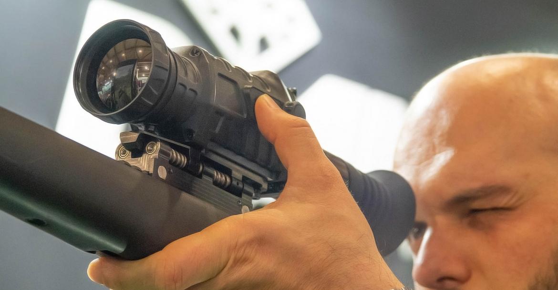 Telecamera termica Pergam Rifle
