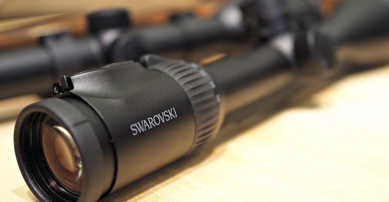 Swarovski Optik X5(i) and Z8i riflescopes