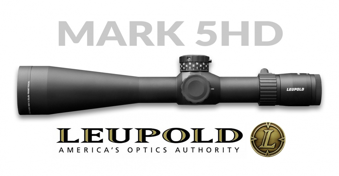 Leupold Mark 5HD 7-35x56 riflescope