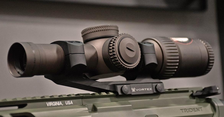Vortex Razor HD Gen II riflescopes and Vortex Fury HD 5000 binoculars