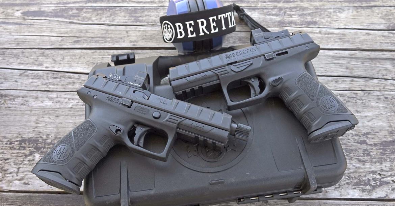 Beretta APX Combat e RDO: la striker-fired si evolve