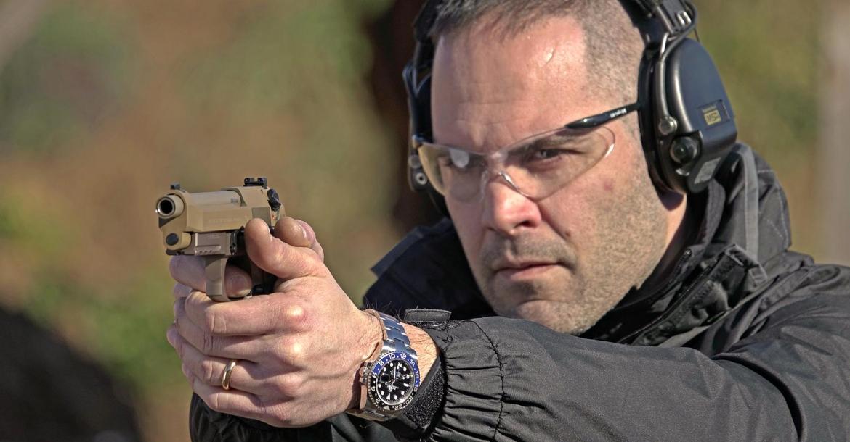 Pistola Beretta M9A3: il canto del cigno della 92