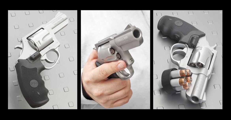 """Charter Arms: """"l'altro"""" revolver americano"""