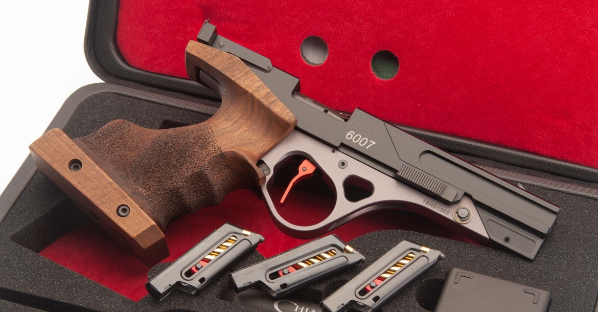 Chiappa Firearms FAS 6007 competition pistol