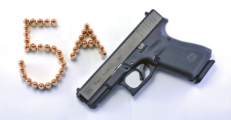 Glock G19 Gen5 calibro 9mm
