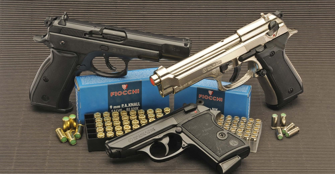 Kimar Blank and Signal Guns | GUNSweek com