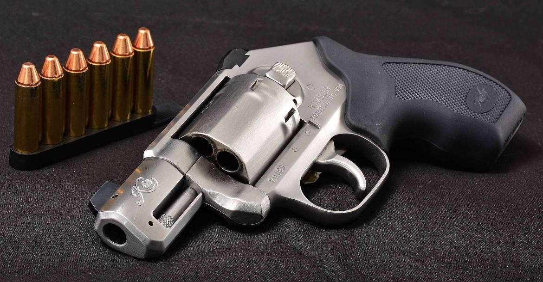 Revolver Kimber K6s in calibro .357 Magnum