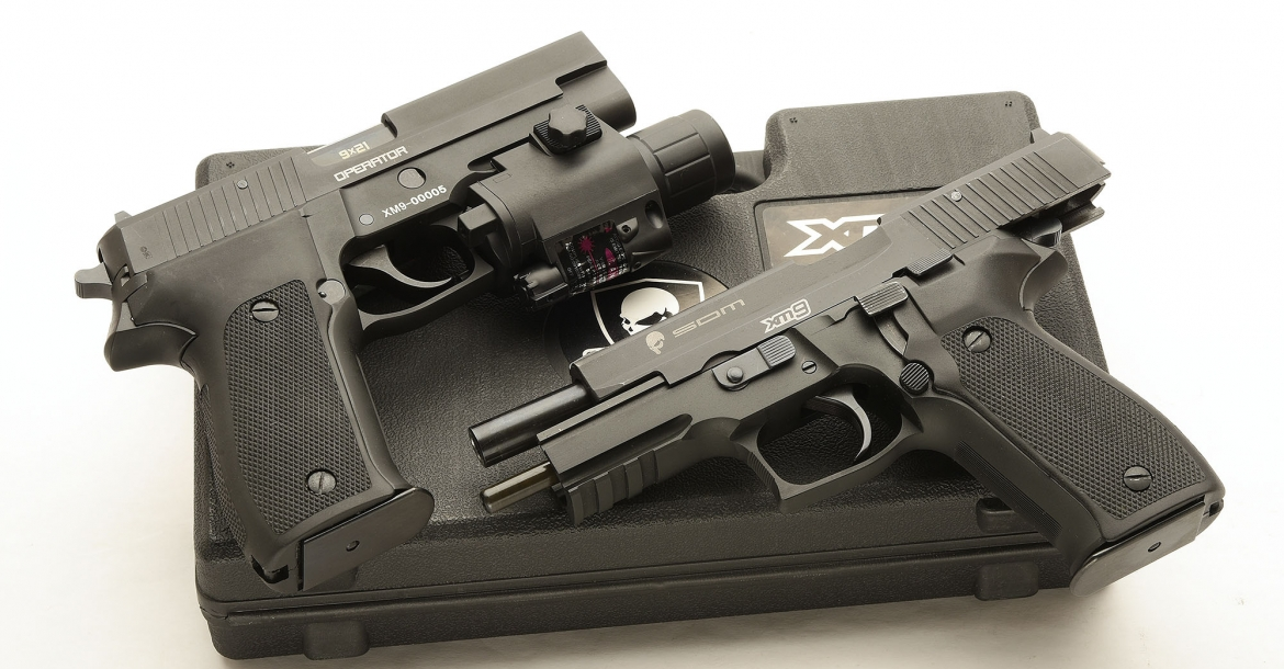S.D.M XM9: the SIG P226 that came from the East