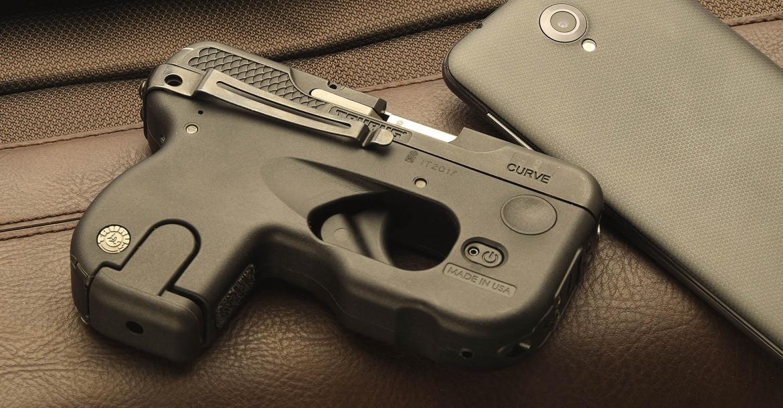 Taurus 180 Curve pocket pistol