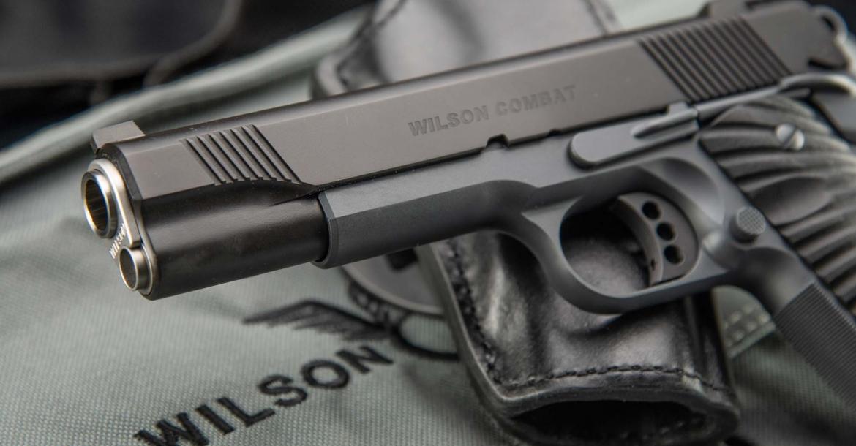 Wilson Combat Tactical Supergrade