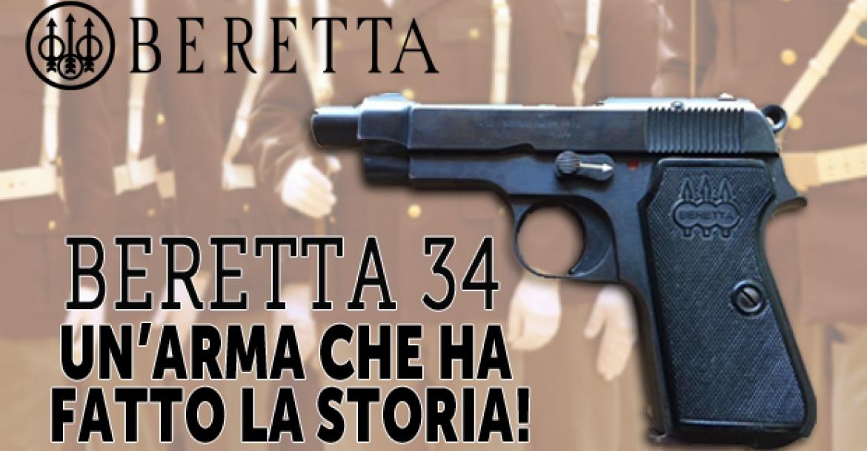 Le Beretta 34 della Guardia di Finanza, da Brownells!