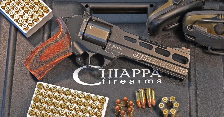 Chiappa Firearms: i nuovi revolver Rhino!