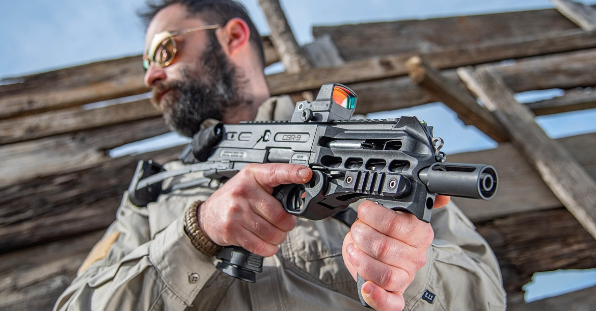 Announced: Chiappa Firearms CBR-9 Black Rhino will be introduced at IWA 2019