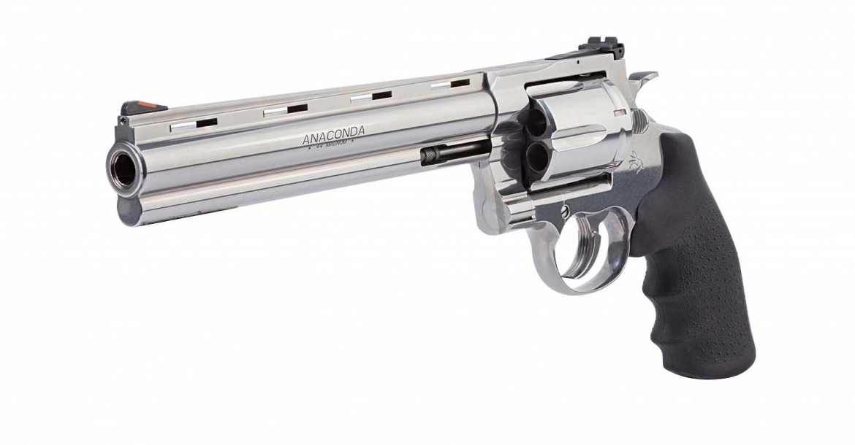 Colt Anaconda revolver: back by popular demand in 2021