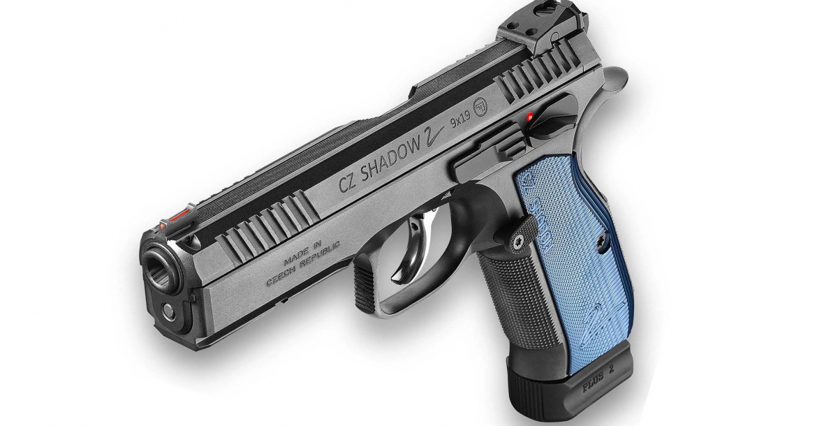 CZ Shadow 2 competition pistol