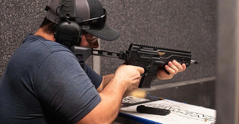Diamondback Firearms DBX, la nuova pistola calibro 5.7x28mm