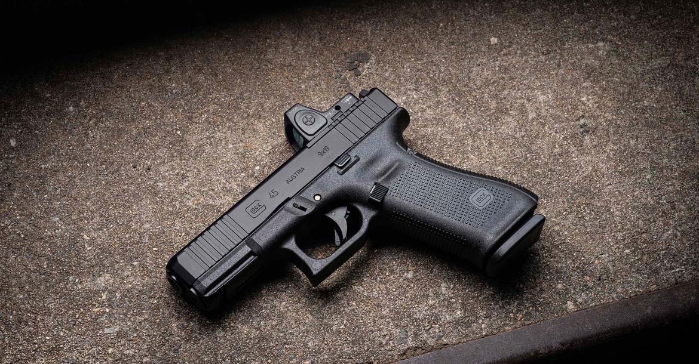 La nuova Glock 45 MOS