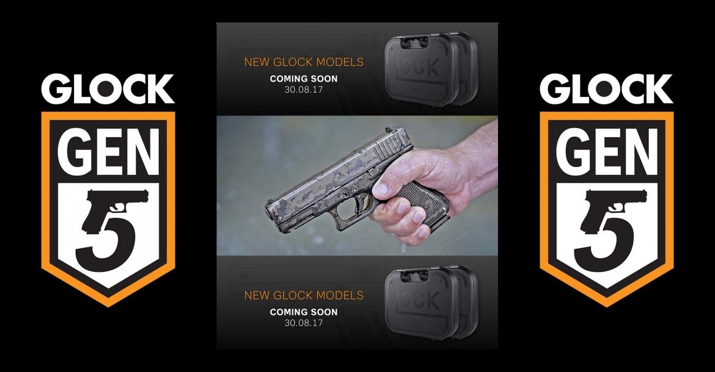 Glock Gen5: the new generation