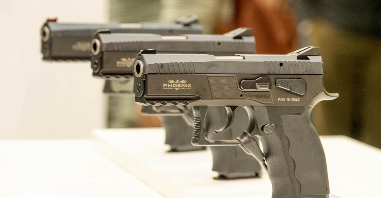 Pistole Phoenix, da Redolfi Armi