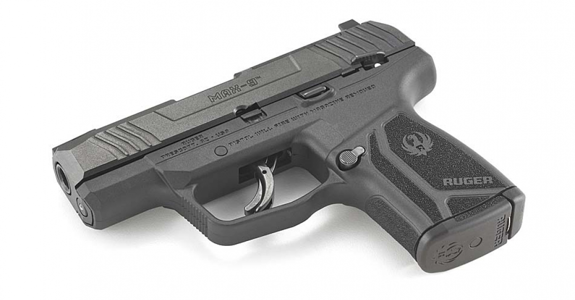 Ruger introduces the MAX-9 concealed carry pistol