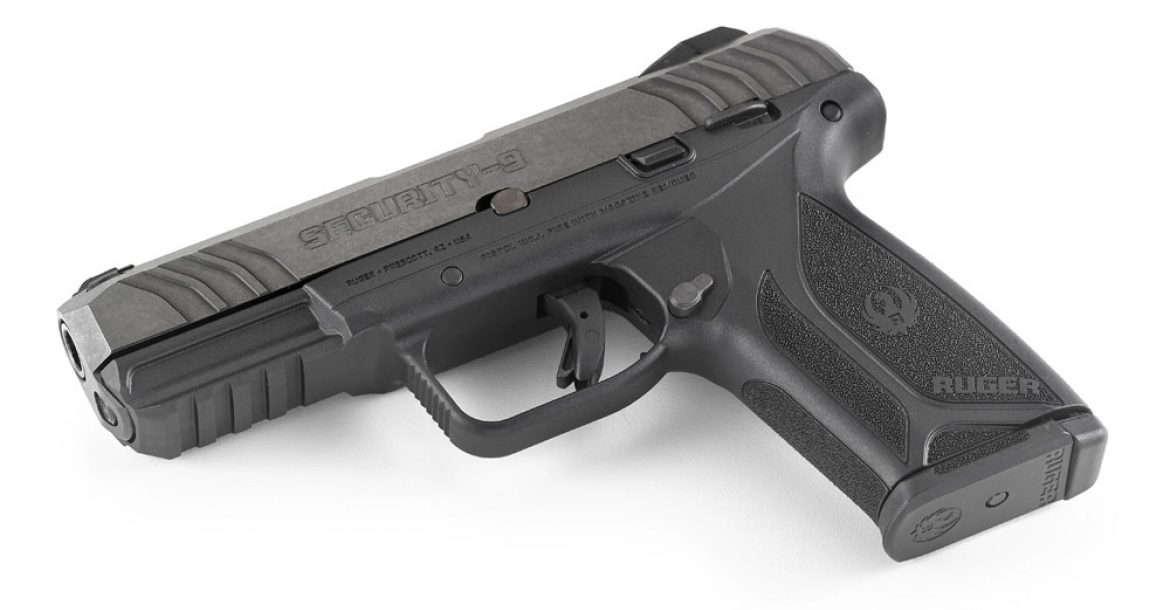 ruger introduces the new security 9 semi automatic pistol gunsweek com