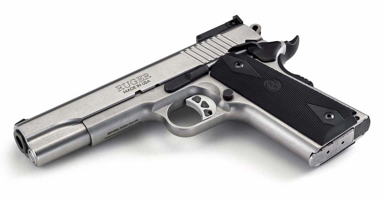 Pistola Ruger SR1911, ora anche in calibro 10mm!