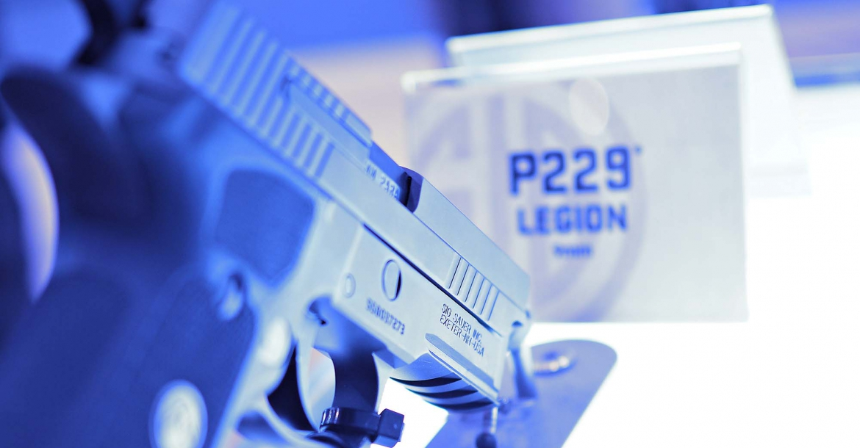 SIG Sauer Legion Series™ pistols
